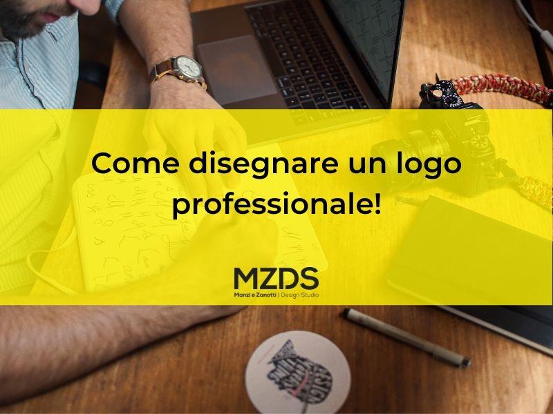 Come Disegnare un Logo Professionale!