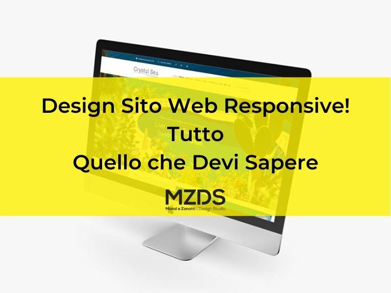 Design Sito Web Responsive 2020 Tutto Quello che Devi Sapere!