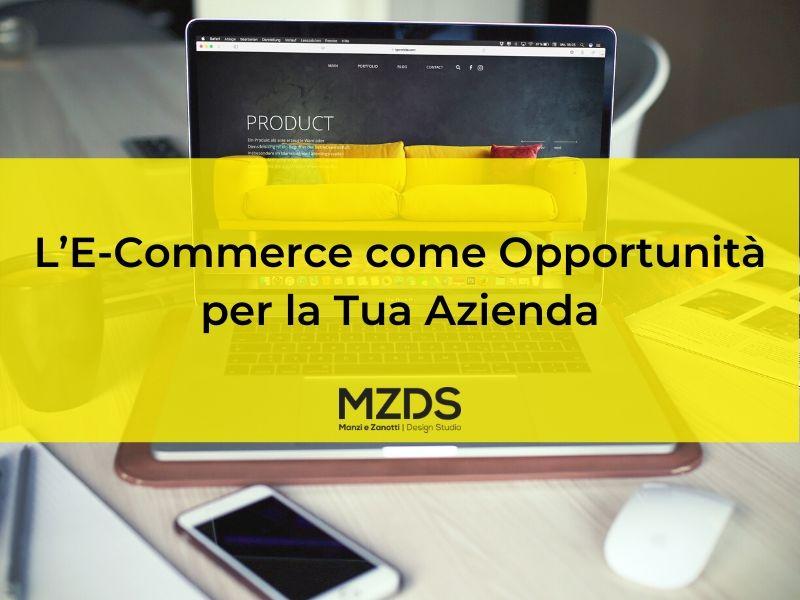 L'E-Commerce come Opportunità per la Tua Azienda